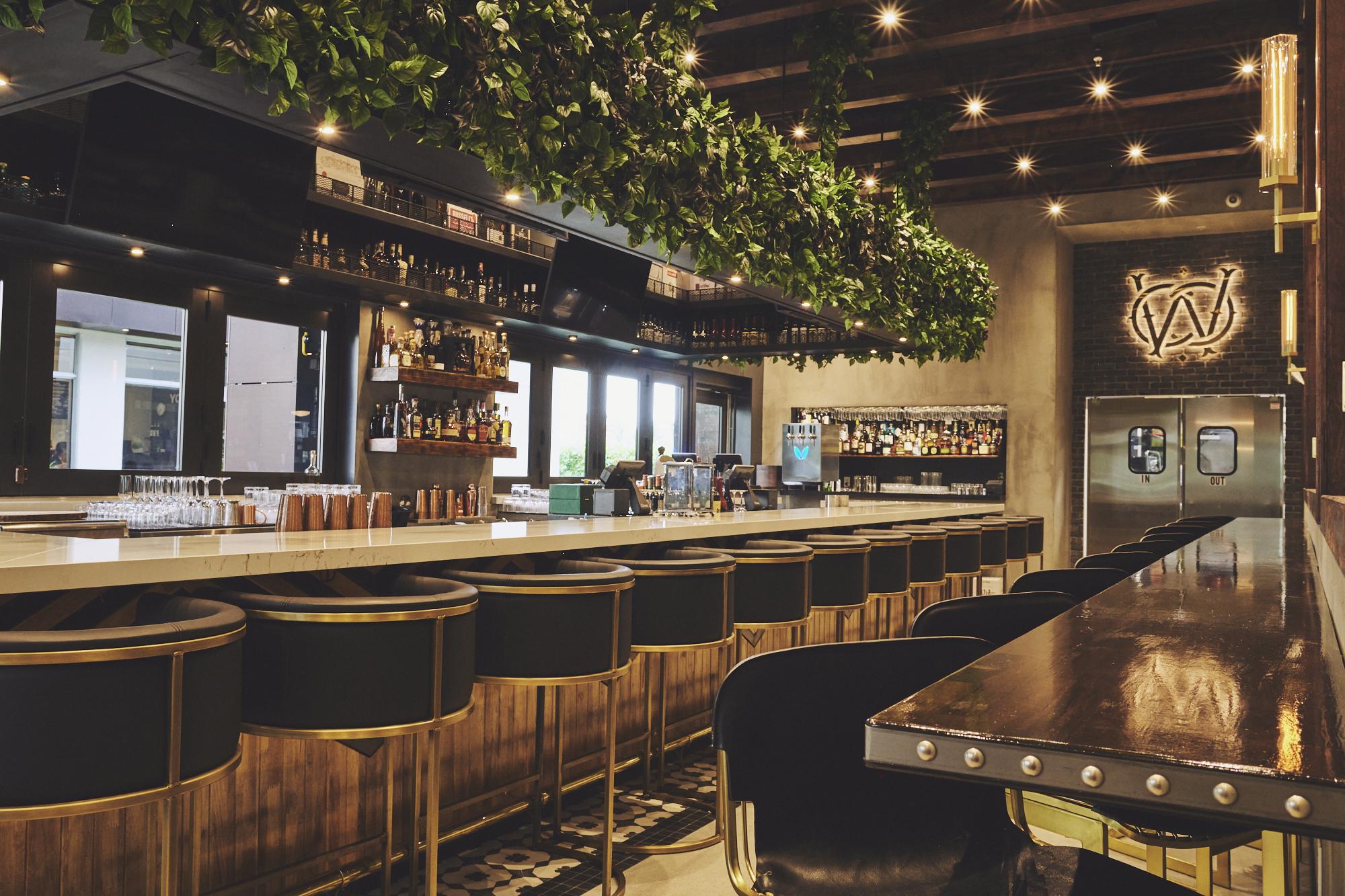 An image of the Trellis Bar at Warren Delray