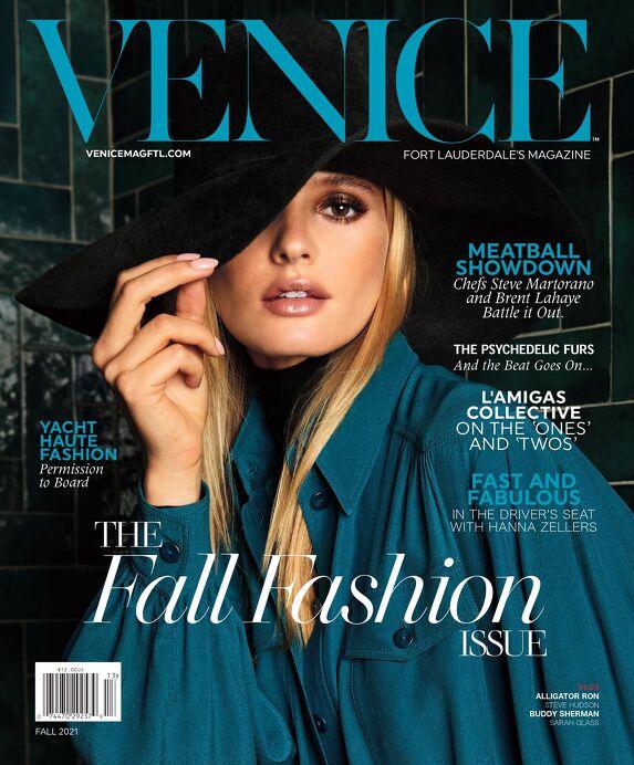 Venice Magazine cover